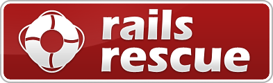 Rails Rescue logo